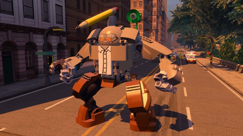 Screenshot 15 - LEGO Marvel's Avengers