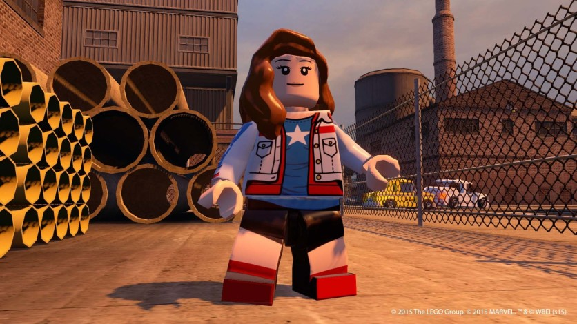 Screenshot 18 - LEGO Marvel's Avengers
