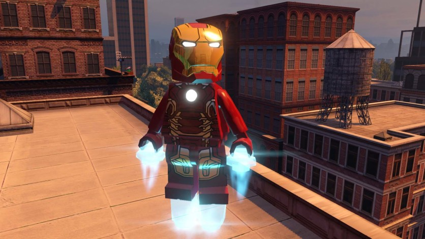 Screenshot 7 - LEGO Marvel's Avengers