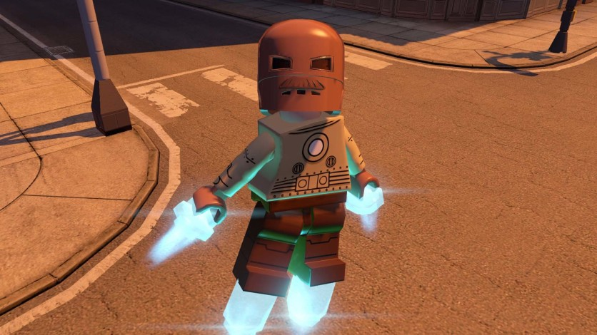 Screenshot 8 - LEGO Marvel's Avengers