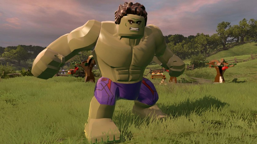 Screenshot 10 - LEGO Marvel's Avengers