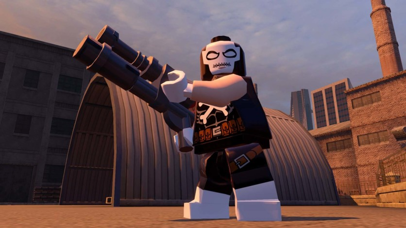 Screenshot 9 - LEGO Marvel's Avengers