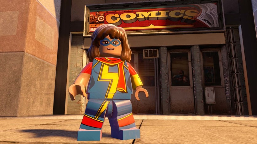 Screenshot 11 - LEGO Marvel's Avengers