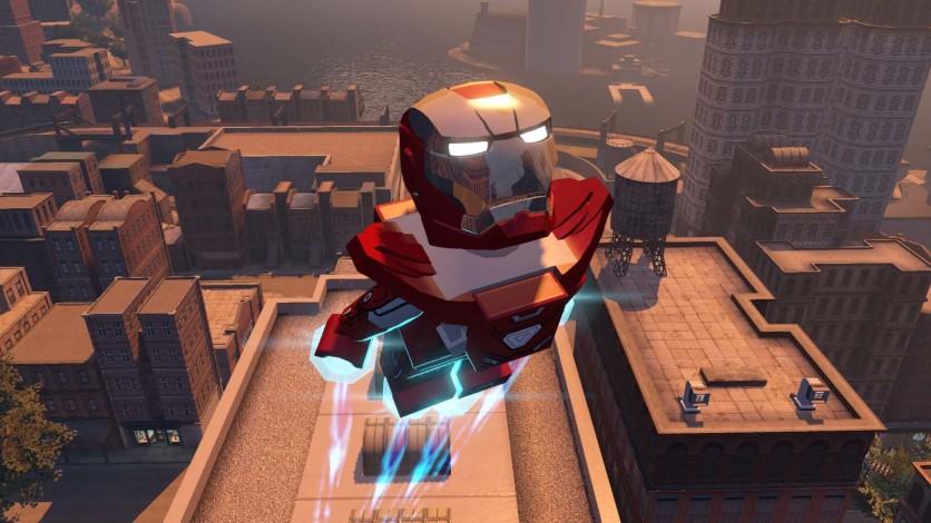 Screenshot 6 - LEGO Marvel's Avengers