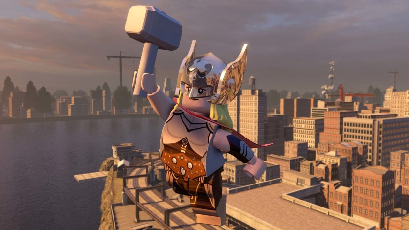 Screenshot 13 - LEGO Marvel's Avengers
