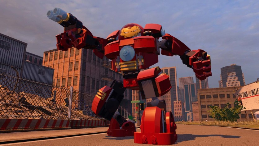 Screenshot 5 - LEGO Marvel's Avengers Deluxe Edition