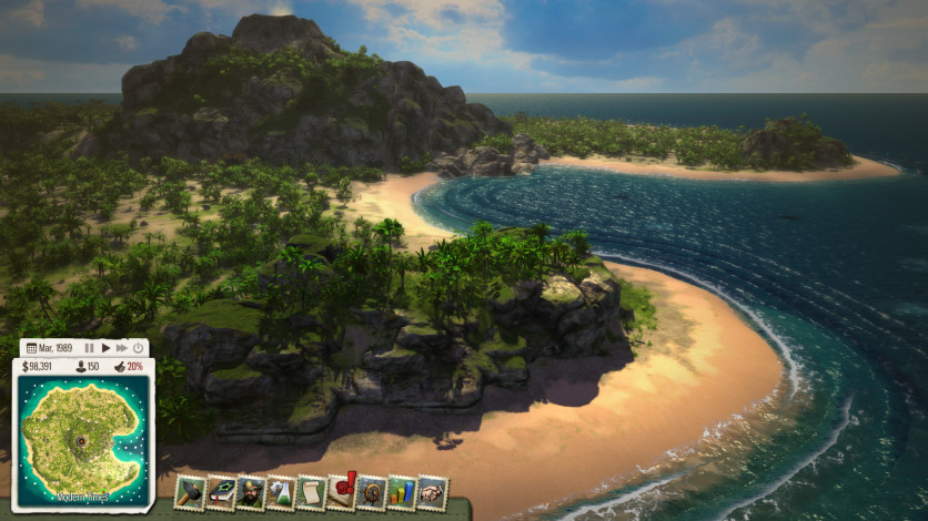 Screenshot 4 - Tropico 5 - Map Pack