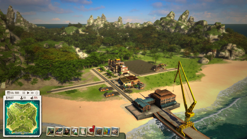 Screenshot 5 - Tropico 5 - Map Pack