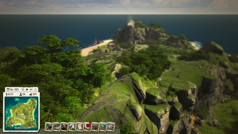 Screenshot 2 - Tropico 5 - Map Pack