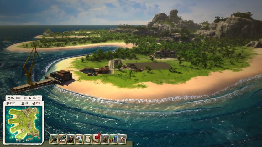 Screenshot 3 - Tropico 5 - Map Pack