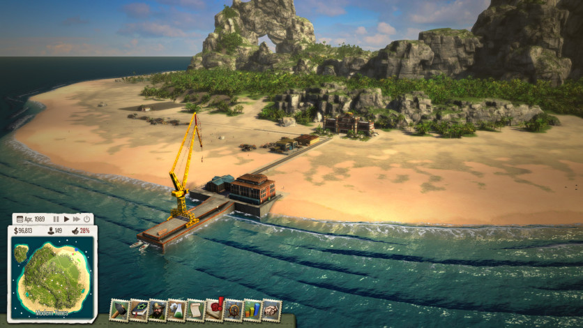 Screenshot 1 - Tropico 5 - Map Pack