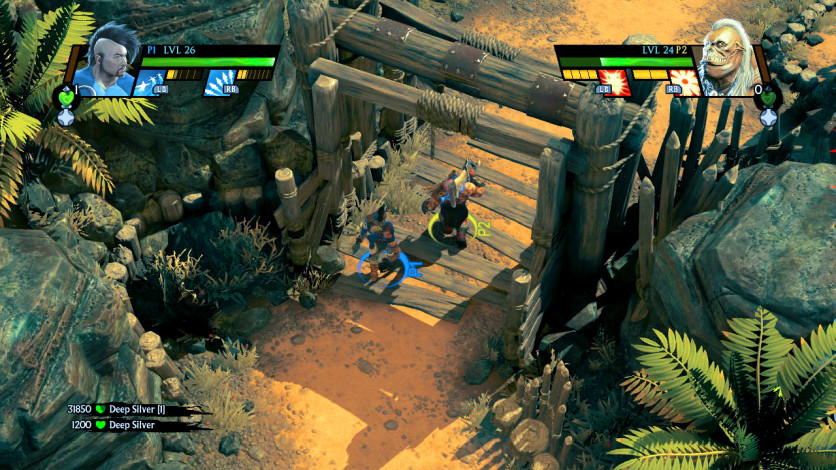 Screenshot 1 - Sacred 3 - Orcland Story
