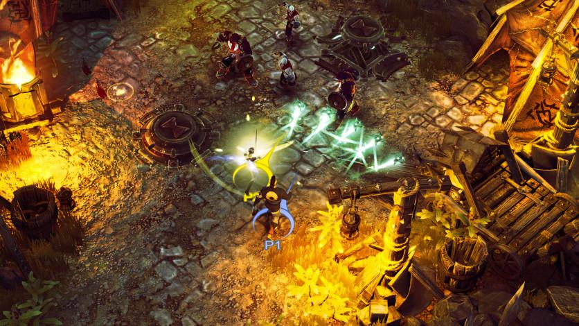 Screenshot 3 - Sacred 3 - Orcland Story