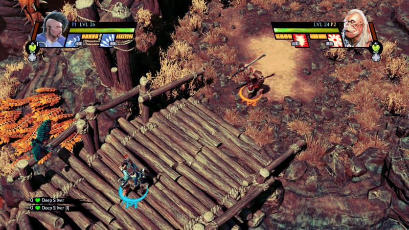 Screenshot 2 - Sacred 3 - Orcland Story