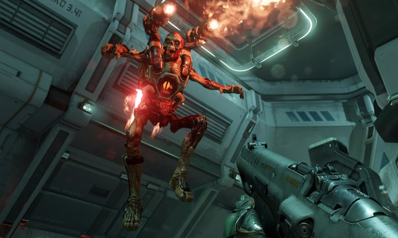 Screenshot 13 - DOOM
