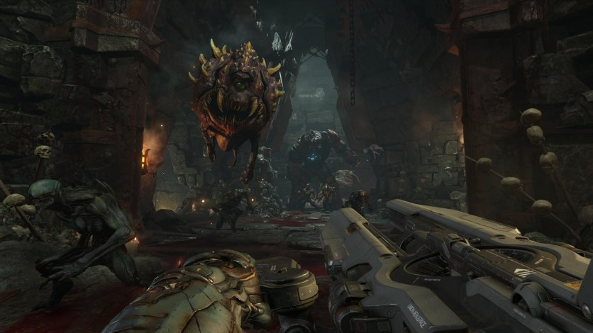 Screenshot 4 - DOOM