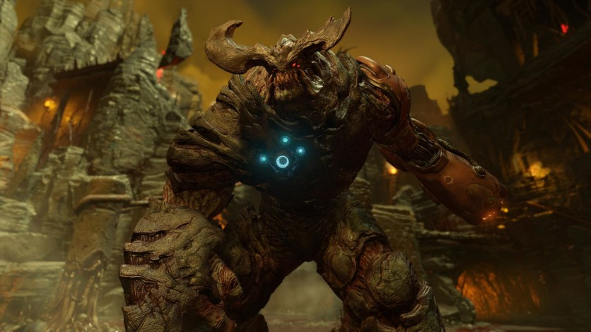 Screenshot 2 - DOOM