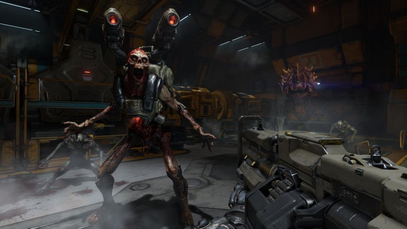 Screenshot 12 - DOOM