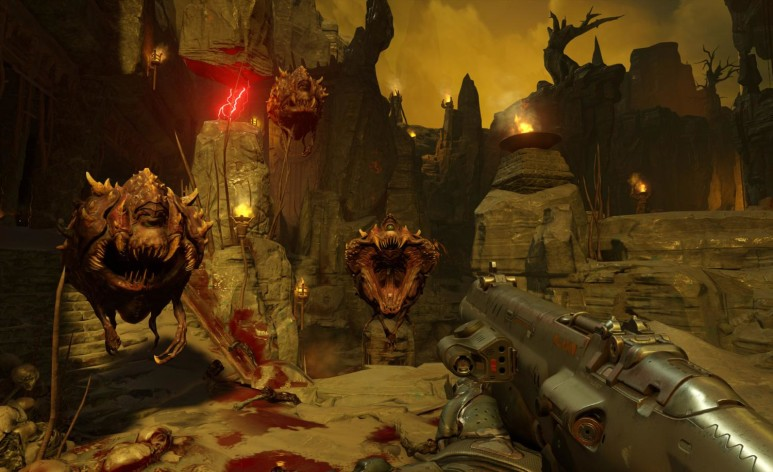 Screenshot 5 - DOOM