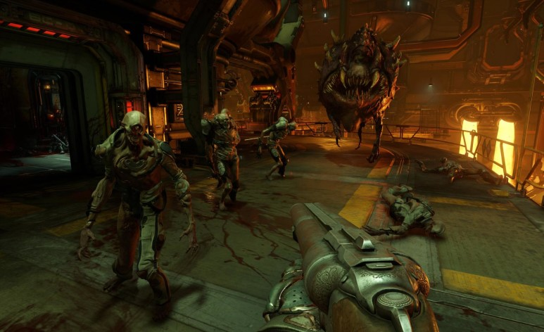 Screenshot 14 - DOOM