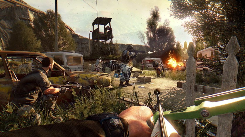 Screenshot 6 - Dying Light: The Following - Enhanced Edition