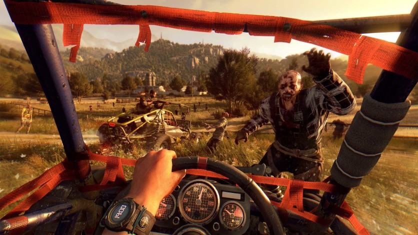 Screenshot 3 - Dying Light: The Following - Enhanced Edition