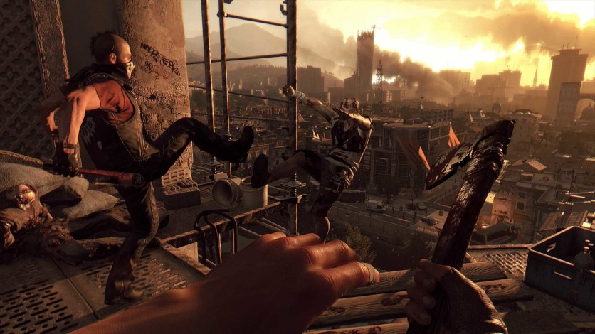 Screenshot 3 - Dying Light: The Following - Enhanced Edition