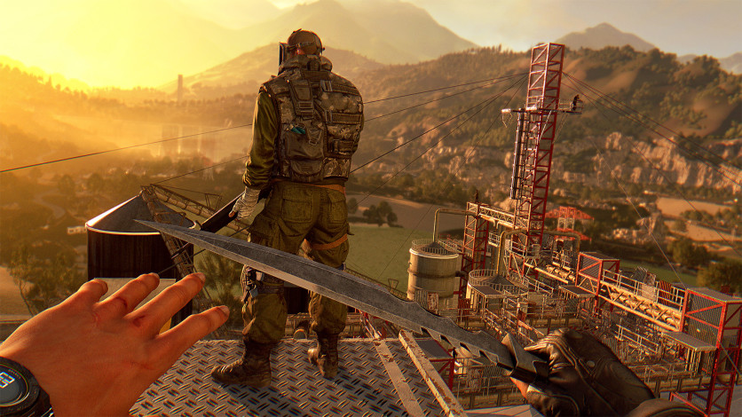Screenshot 2 - Dying Light: The Following