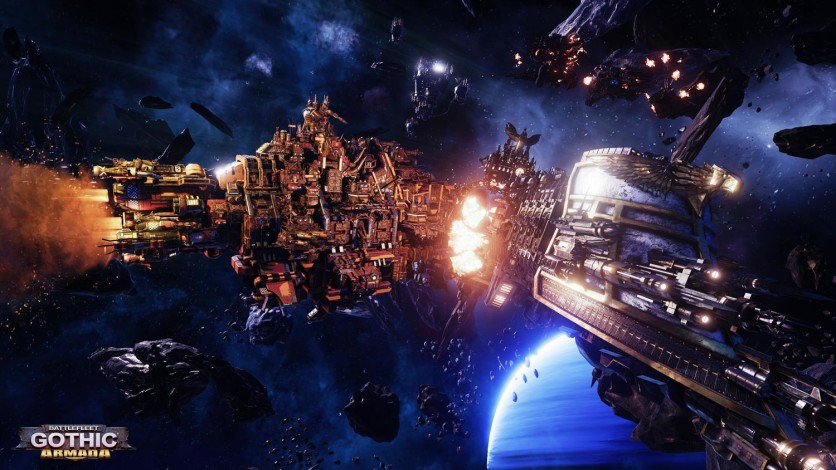 Screenshot 5 - Battlefleet Gothic: Armada