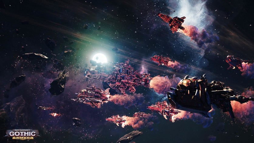 Screenshot 3 - Battlefleet Gothic: Armada