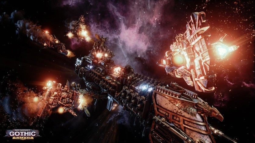 Screenshot 7 - Battlefleet Gothic: Armada