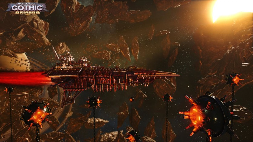 Screenshot 4 - Battlefleet Gothic: Armada