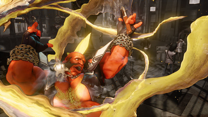 Screenshot 19 - Street Fighter V Deluxe Edition