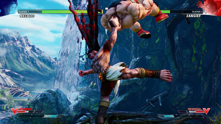Screenshot 27 - Street Fighter V Deluxe Edition