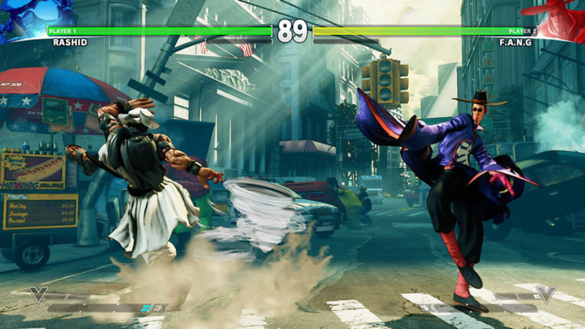 Screenshot 20 - Street Fighter V Deluxe Edition