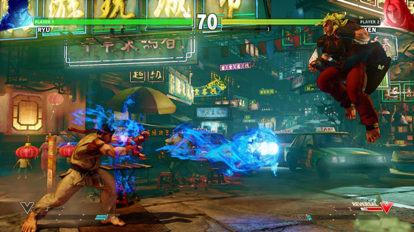 Screenshot 3 - Street Fighter V Deluxe Edition