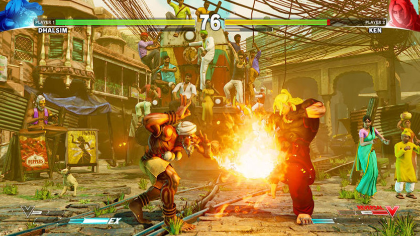 Screenshot 24 - Street Fighter V Deluxe Edition