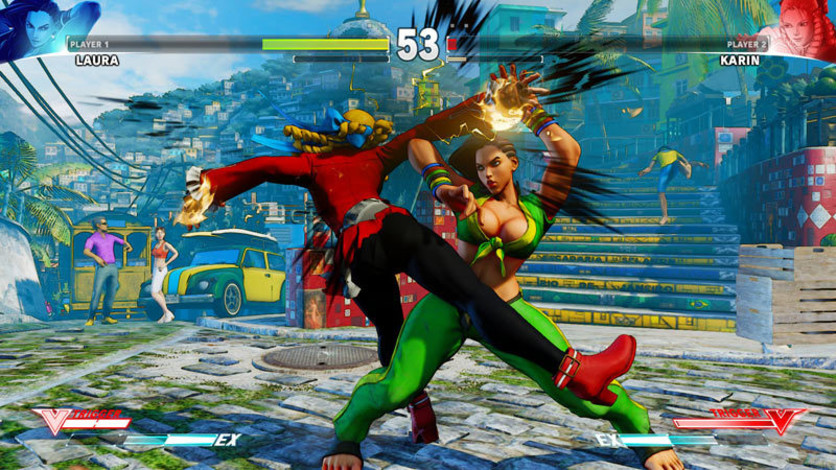 Screenshot 29 - Street Fighter V Deluxe Edition