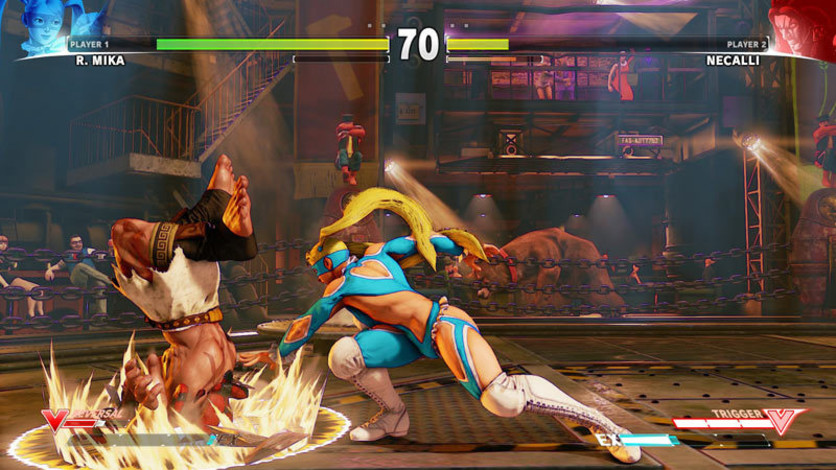 Screenshot 22 - Street Fighter V Deluxe Edition