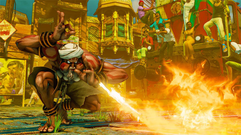 Screenshot 13 - Street Fighter V Deluxe Edition