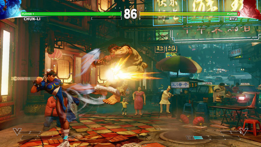 Screenshot 17 - Street Fighter V Deluxe Edition