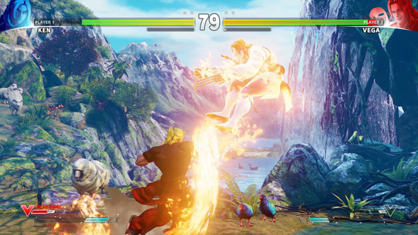 Screenshot 16 - Street Fighter V Deluxe Edition