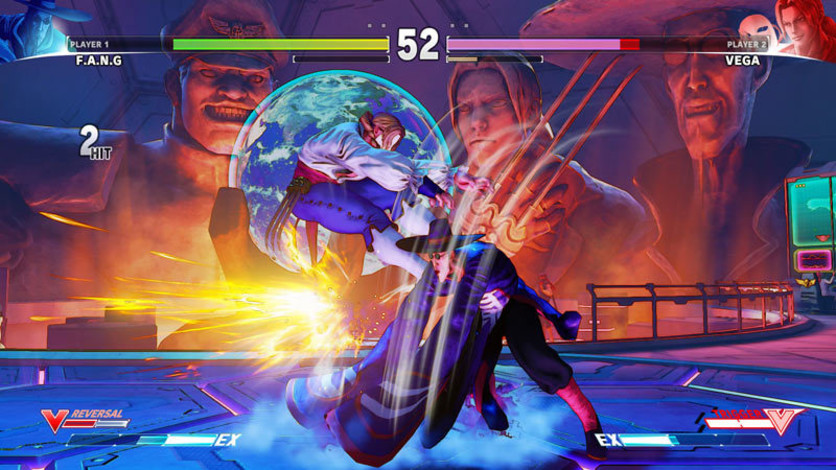 Screenshot 25 - Street Fighter V Deluxe Edition