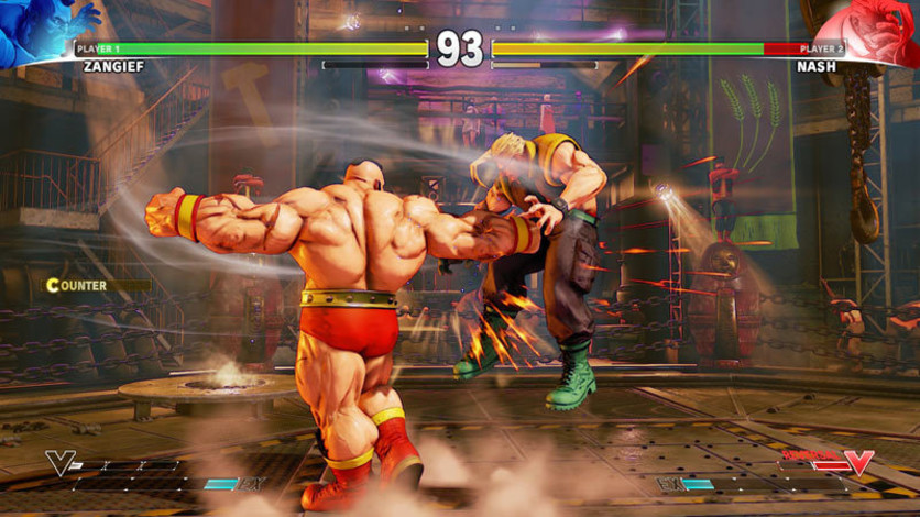 Screenshot 15 - Street Fighter V Deluxe Edition