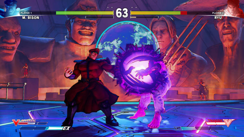 Screenshot 26 - Street Fighter V Deluxe Edition