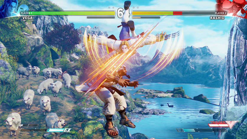 Screenshot 23 - Street Fighter V Deluxe Edition