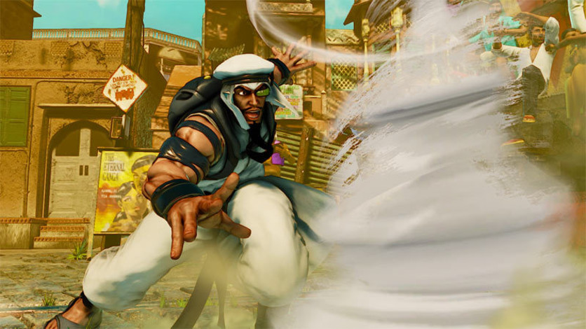Screenshot 7 - Street Fighter V Deluxe Edition