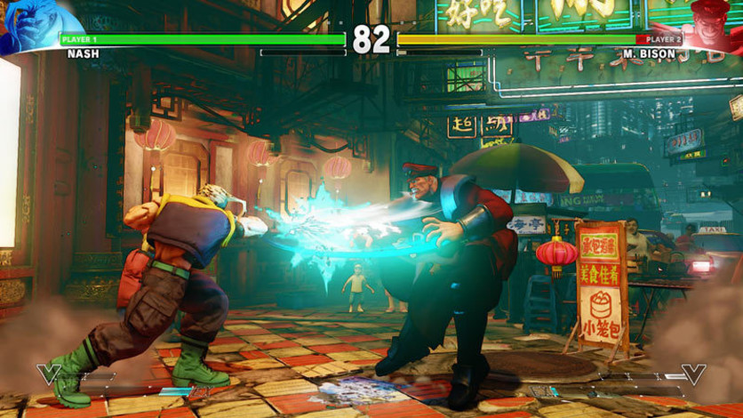 Screenshot 14 - Street Fighter V Deluxe Edition