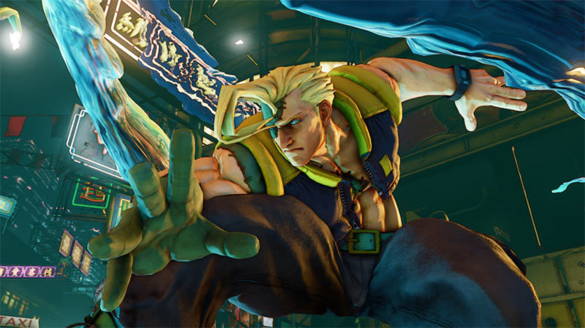 Screenshot 6 - Street Fighter V Deluxe Edition
