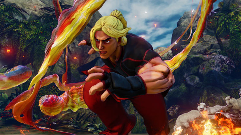Screenshot 2 - Street Fighter V Deluxe Edition